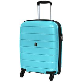 it Luggage Asteroid Expandable 4 Wheel Hard Suitcase
