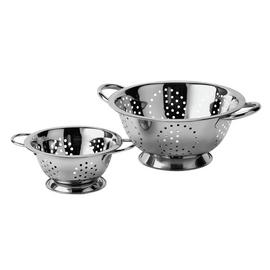 Argos Home Set of 2 Stainless Steel Colanders