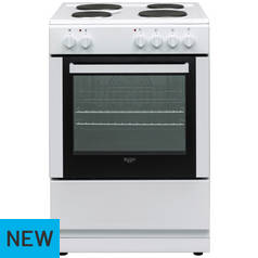 Bush DHBES60W Electric Cooker - White