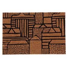 Argos Home Coir Houses Doormat