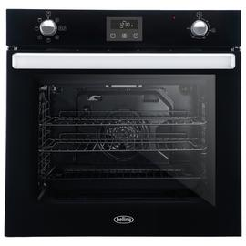 Belling BI602FPCT Built In Single Electric Oven - Black
