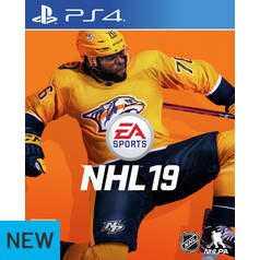 NHL 2019 PS4 Game