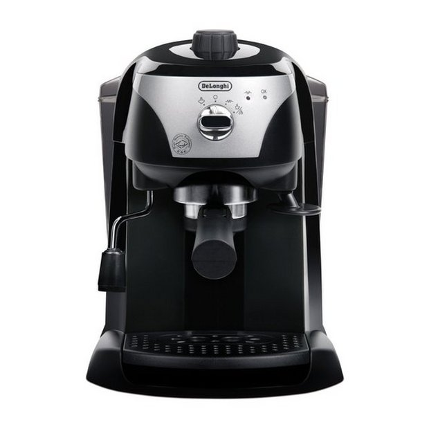 Buy Delonghi Ecc221blk Motivo Espresso Coffee Machine Coffee Machines Argos