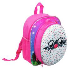Hatchimals 24.9L Backpack with Detachable Lunch Bag - Pink