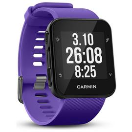 Garmin Forerunner 35 GPS Running Watch - Purple