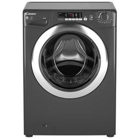 Candy GVSW496DCAR 9KG/6KG 1400 Spin Washer Dryer - Graphite