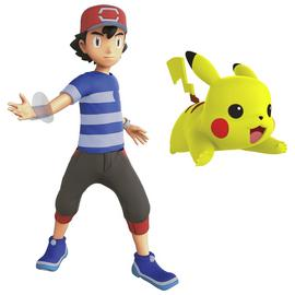 Pokemon 4.5 Inch Battle Feature Figure