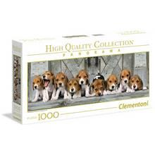 Clementoni Panaorama Beagles Puzzle - 1000 Piece