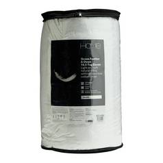 Argos Home Goose Feather & Down 10.5 Tog Duvet - Superking
