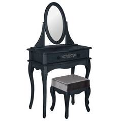 Argos Home Sophia Dressing Table, Stool and Mirror