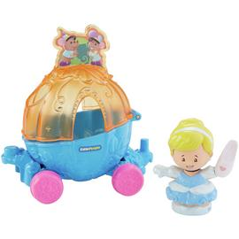 Fisher-Price Little People Disney Princess Cinderella Float