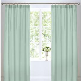 Dreams N Drapes Country Journal Lined Curtains - 168x183cm.
