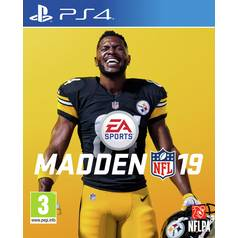 Madden 2019 PS4 Game