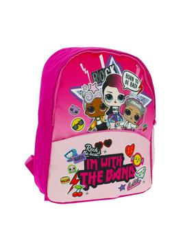 LOL Surprise 8.3L Backpack - Pink
