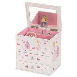 Kid's Large Princess Musical Jewellery Box