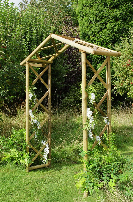 Forest Honeysuckle Garden Arch