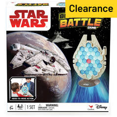 Star Wars Millenium Falcon Wall Game