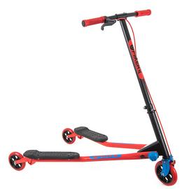 Y Fliker A3 Air Series Scooter - Red