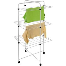 Argos Home Small Tower 20m Indoor Clothes Airer