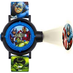 Marvel Avengers Digital Projection Watch