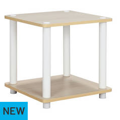 Coffee tables side tables nest of tables argos argos home new verona side table watchthetrailerfo