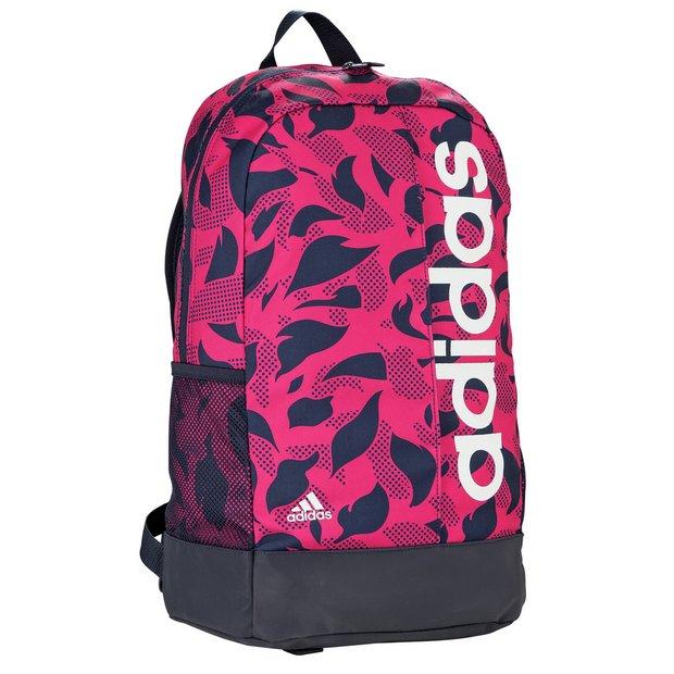 3b0e648b800c Buy Adidas Linear Backpack - Print