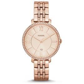 b1b2f8a42 Fossil Ladies' Jacqueline ES3546 Rose Gold Tone Watch