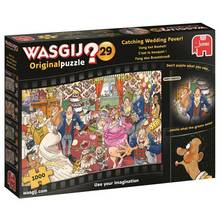 Wasgij Original 29 Throw the Bouquet Puzzle - 1000 piece