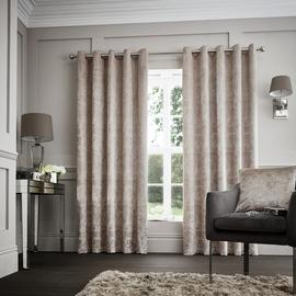 Curtina Downton Eyelet Curtains