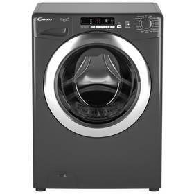 Candy GVS149DC3R 9KG 1400 Spin Washing Machine - Graphite