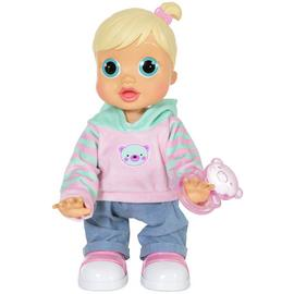 Baby Wow Walking Megan Doll