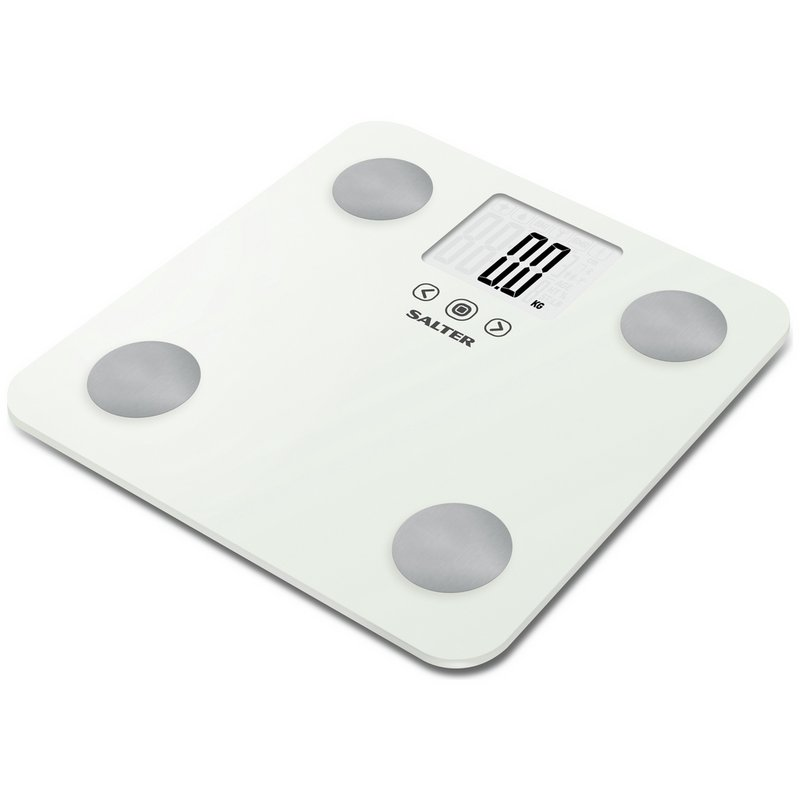 Salter Max Body Analyser Scale - White from Argos