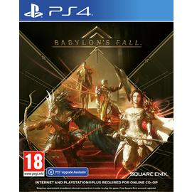Babylon's Fall PS4 Pre-Order Game