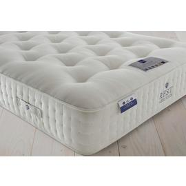 Rest Assured Naturals Pocket Sprung Double Mattress - Firm
