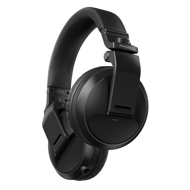 Pioneer HDJ X5 Headphones Black