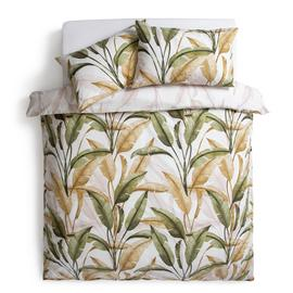 Habitat Agra Printed Palm Reversible Bedding Set