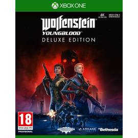 Wolfenstein Youngblood Xbox One Pre-Order Game