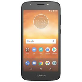 SIM Free Motorola E5 Play 16GB Mobile Phone - Black