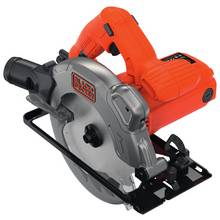 Black + Decker 190mm Circular Saw with Laser - 1250W