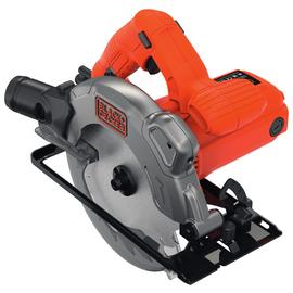 Black & Decker 190mm Circular Saw with Laser - 1250W