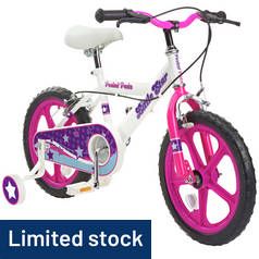 Pedal Pals 16 Inch Little Star Kids Bike