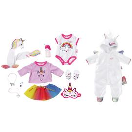 BABY born Unicorn Onesie and Accessory Set