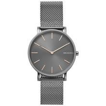 Skagen Hagen Men's Gunmetal Mesh Interchangable Strap Watch