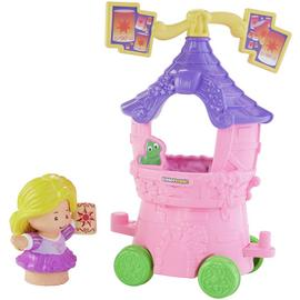 Fisher-Price Little People Disney Princess Rapunzel Float
