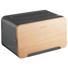 Typhoon Hudson Bread Box - Grey.