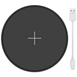 Juice Pad Qi Enabled 10W Wireless Charger - Black