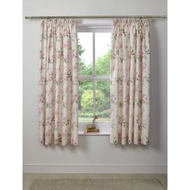 Dreams & Drapes Lorena Blackout Curtains - 168x183cm - Blush