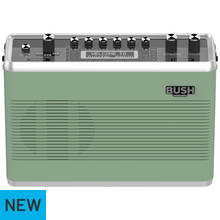 Bush Retro Wireless DAB Radio - Sage Green