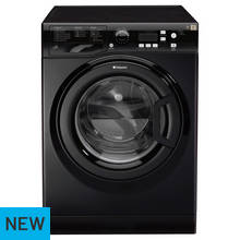 Hotpoint WMXTF842K.R 8KG Washing Machine - Black