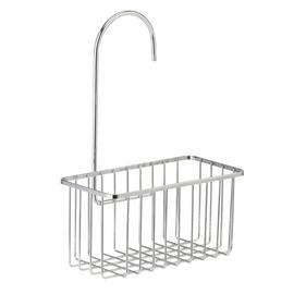 Argos Home Steel Hookover Shower Caddy